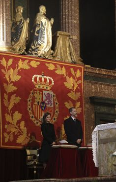Queen Letizia of Spain Photos Photos - Spanish Royals Attend 25th Anniversary of King Juan Carlos' Father's Death - Zimbio