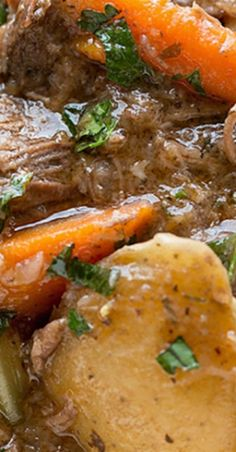 Business Cookware Ought To Be Sturdy And Sensible Pot Roast Best Beef Recipes, Rib Recipes, Roast Recipes, Ground Beef Recipes, Recipies, Favorite Recipes, Beef Dishes, Food Dishes, Beef Ribs Recipe