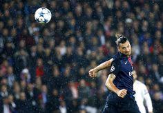 PSG - Real Madrid, Champions League match day three, Oct. 21, 2015