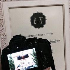   Amanhã   tem as fotos da produção da @Contteur em um casamento de um casal cheio de muitas histórias para contar.  Foi especial!!! #Contteur #livrodememorias #livroderecados #casamento #wedding #fotos #producao #noiva #bride #bridetobe #historiadeamor #mensagem #livro #parasempre