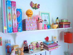 most pretty and colourful studio