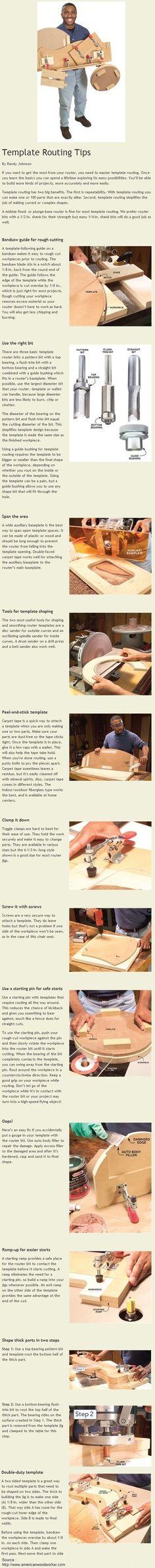 Técnicas par el uso de la fresadora.