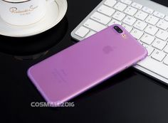 Ultra Thin Slim Soft Clear Matte PP Case Protective Back Cover for IPHONE7 7PLUS   eBay