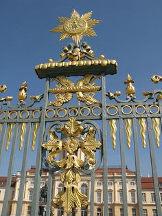 Charlottenburg Schloss - Berlin, Germany