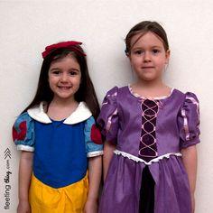 fleetingthing » Rapunzel costume (pattern and tutorial)