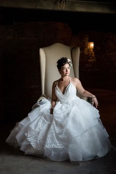 Veil of Grace | Gorgeous Bride marries at Newhall Mansion