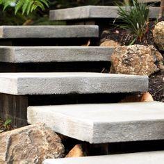 Best Precast Concrete Steps Lowe S Exterior Home Concrete 400 x 300