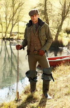 Sporting details from Polo's Country Gentleman