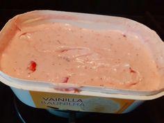 COMIDA DIA 31/03/2021 Ice Cream, Desserts, Food, Homemade Popsicles, Strawberry Fruit, Recipes, No Churn Ice Cream, Tailgate Desserts, Deserts