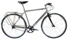 Van Nicholas w/ Titanium frame, Rohloff hub (a piece of engineering art), and belt drive. Touring Bicycles, Touring Bike, Bike Photo, Belt Drive, Bike Wheel, Popular Mens Fashion, Van, Amazon, Geometry