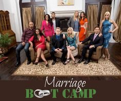1000+ images about Celebrity Marriage Boot Camp on ...