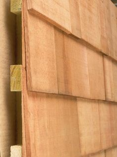 From brick to vinyl, DIY Network explains the different types of exterior wall cladding.