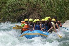 Aventuras de Canotaje en Perú, lugares para practicar canotaje, eventos, agencias. http://www.deaventura.pe/canotaje