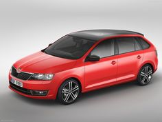 Skoda has unveiled the Skoda Rapid Spaceback 2014 ahead of its world premiere at the Frankfurt Motor Show in September Audi A3 Sportback, Monte Carlo, Frankfurt, Simply Clever, Skoda Felicia, Automobile, Car Hd, Compact Suv, Car Posters