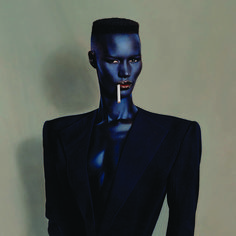 Postmodern Fashion Photography by Jean-Paul Goude #inspiration #photography