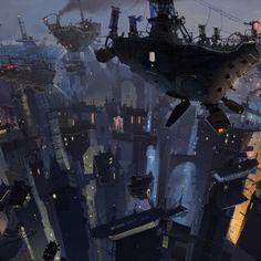 Atypical Fantasy Art by Ian McQue