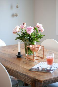 Elegant Tischdeko IV #interior #einrichtung #einrichtungsideen #ideas #deko  #dekoration #decoration