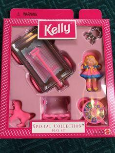 Barbie Chelsea Doll, Barbie Doll Set, Barbie Kelly, Barbie Toys, Barbie Dream, Baby Barbie, Minnie Mouse Games, American Girl Furniture, Barbie Playsets