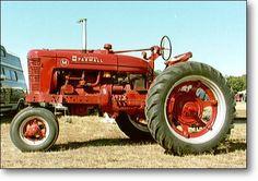 Farmall M's are the best tractors ever!