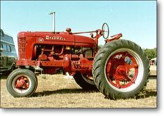 Farmall M's are the best tractors ever!