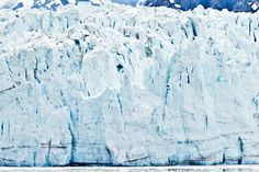 a wall of ice & time - photograph by Intertwyned