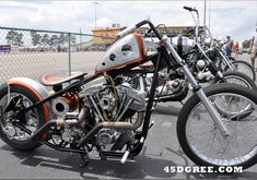 Oh Holy Bobber Motorcycle
