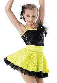 Weissman™ | Metallic Sequin Neon Vinyl Dress