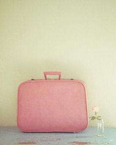 girlie girl suitcase