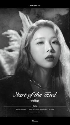 Yubin - Start of the End Date, Yubin Wonder Girl, The Ind, Movie Teaser, Jessica Jung, Nayeon, Kpop Girls, Photo Book, Comebacks