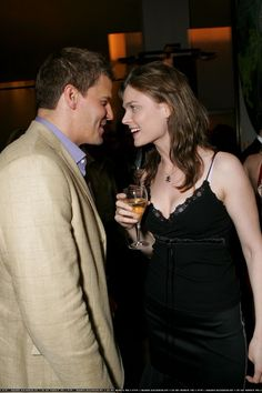 David Boreanaz and Emily Deschanel: Bones
