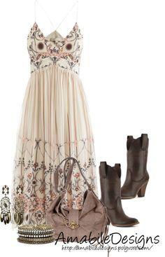 """Résultat de recherche d'images pour """"robe country chic"""""""