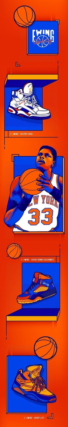 Patrick Ewing, New York Knicks, Collections, Game, Venison, Gaming, Games