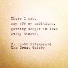Quotes By F Scott Fitzgerald- Quotes By F Scott Fitzgerald – – Quotes By F Scott Fitzgerald- Quotes By F Scott Fitzgerald – – My Poetry Quote Great Gatsby Quotes, Literary Love Quotes, Literature Quotes, The Great Gatsby, Author Quotes, F Scott Fitzgerald, Zelda Fitzgerald, Cs Lewis, The Words