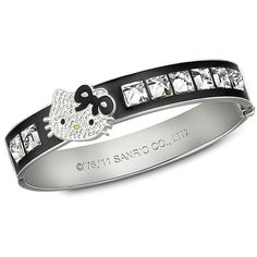 Swarovski Hello Kitty Rock Bangle