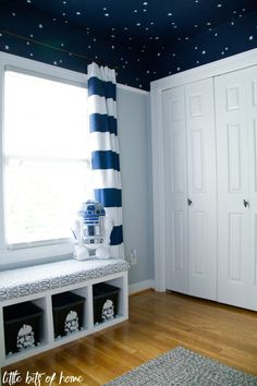 Kids Bedroom Curtains Magnificent Star Wars Kids Bedroom 7  Bedrooms  Pinterest  Bedrooms Star Design Inspiration