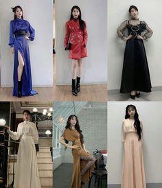 Luna Fashion, Kpop Fashion, Retro Fashion, Korean Fashion, Stage Outfits, Dressy Outfits, Girl Outfits, Cute Outfits, Fashion Outfits