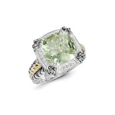 Best Designer Jewelry Sterling Silver Green Quartz Ring * Nice of your presence to drop by to view the picture. (This is our affiliate link) Quartz Engagement Ring, Engagement Ring Sizes, Jewelry Gifts, Fine Jewelry, Green Quartz, Quartz Ring, Gold Material, Vintage Rings, Band Rings