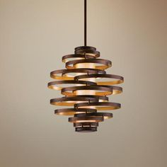Corbett Vertigo Medium Pendant Light -