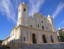 Catedral Metropolitana De Asuncion Fuente:http://es.wikipedia.org/wiki/Asunci%C3%B3n#mediaviewer/Archivo:Antiguo_Cabildo_Asunci%C3%B3n.jpg