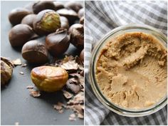 Chestnut butter, a healthy alternative to Peanut butter and a great Christmas present!