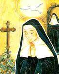 Sta. Juana de Lestonnac, Religiosa