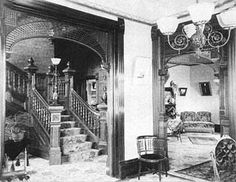"""Interior 1890's"""