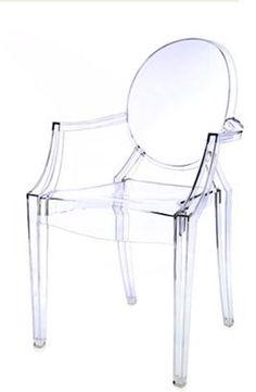 Philip Starck Louis ghost chairs  #philipstarck #ghostchair #weddingideas