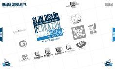@GolemCreative Diseñador Juan Camilo Cely Portfolio, Creativo Audiovisual Creacion de Logo  #Design #Art #Golem #Creative