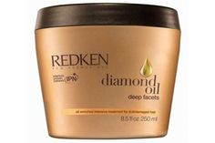 Diamond Oil Deep Facets Hair Oil for dull, dry and damaged hair by Redken. Hair oil treatment instantly replenishes hair with moisture for strong, shiny hair. Make Hair Grow Faster, How To Make Hair, Diamond Oil, Movie Makeup, Natural Hair Styles, Long Hair Styles, Coarse Hair, Hair Oil, Damaged Hair