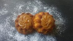 sablé caramel St Honoré, Mini, Muffin, Breakfast, Sweets, Cakes, Food, Mussels, Sweet Recipes