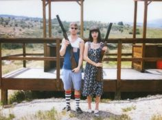 Kimbra and Mark Foster 4th of July