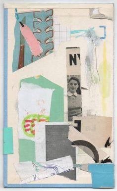 "Saatchi Art Artist Armand Brac; Collage, ""Untitled"" #art"