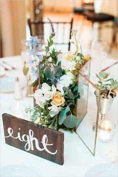 table centpieces #tablecenterpieces @weddingchicks