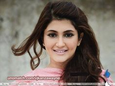 Kanza Wayne is a Pakistani Television Actress, Model and VJ. Kanza is a newcomer in Pakistani television.
